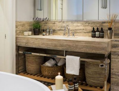 Ideas for a Beautiful Spa-Inspired Bathroom