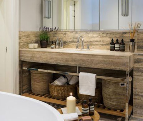 Ideas for a Beautiful Spa-Inspired Bathroom 4